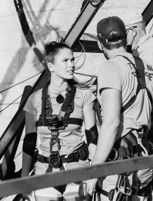 """Мария Вебер призналась, что на съемках шоу """"Форт Боярд"""" ей было очень страшно"""