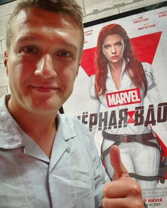 Анатолий Руденко дал высокую оценку новому фильму киностудии Marvel