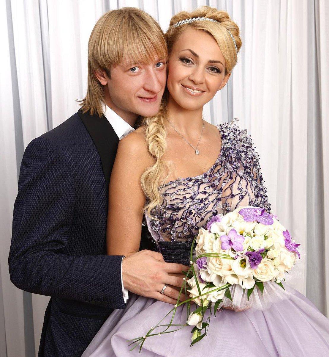 ТОП-5 самых красивых знаменитых пар России